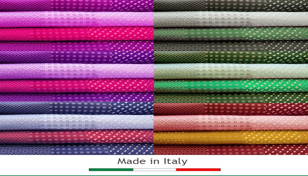 corbatas seda italiana alta calidad